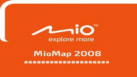 Full Maps for GPS Mireo MioMap2008